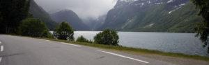 Circuit Norvège - Jour 7: route des glaciers Jostedalsbreen et Briksdalbreen