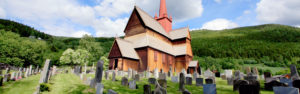 Circuit Norvège - Jour 3: stavkirke de Ringebu