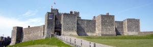 Visite de Douvres (château, falaises, tunnels)