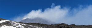 Volcan Etna (en éruption / activité) - récit de voyage