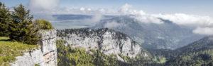 Creux du Van - nature reserve near Neuchatel (Switzerland)