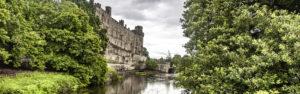 Visite du chateau de Warwick