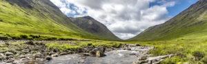Glencoe / Highlands et route scénique A82