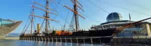 RRS Discovery : visite du bateau / musée et photos