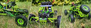 WL Toys 12428 test / avis (voiture télécommandée 4x4)