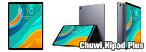 Chuwi Hipad Plus: test / review (iPad kloon)