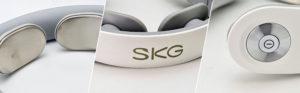 SKG Neck Smart Massager: Test / Testbericht (Nackenmassagegerät)